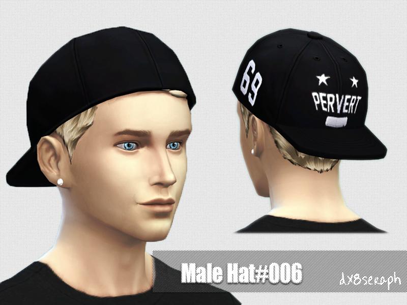 Sims 4 Backwards Pervert Hat Sims 4 Sims 4 Clothing Backwards Hat