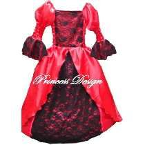 Disfraz Princesa Dama Antigua