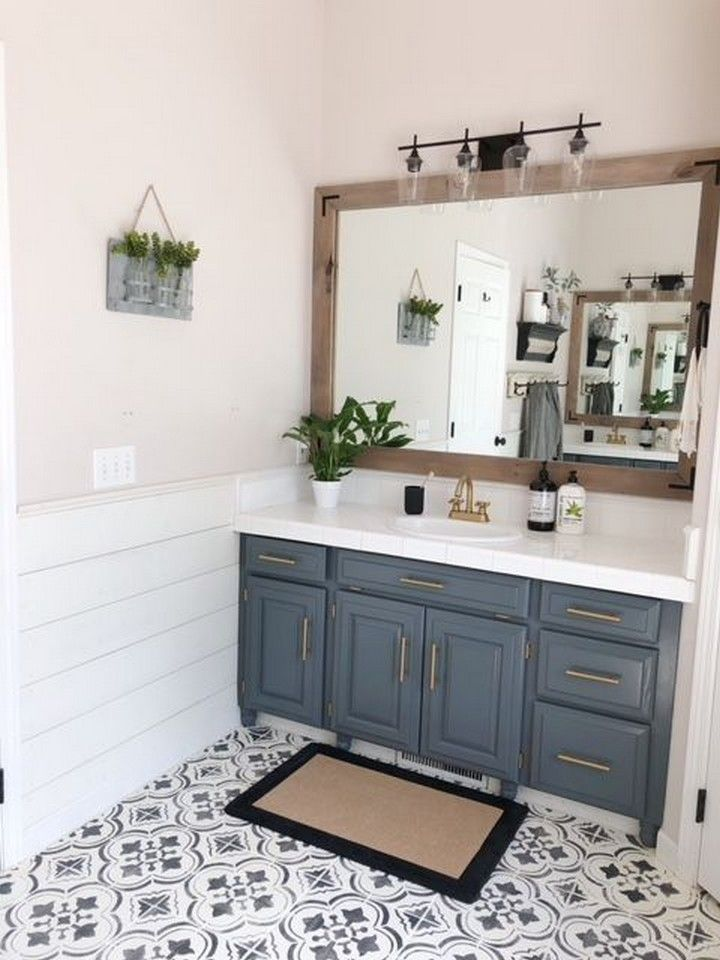 Farmhouse Bathroom Ideas For Small And Big Space