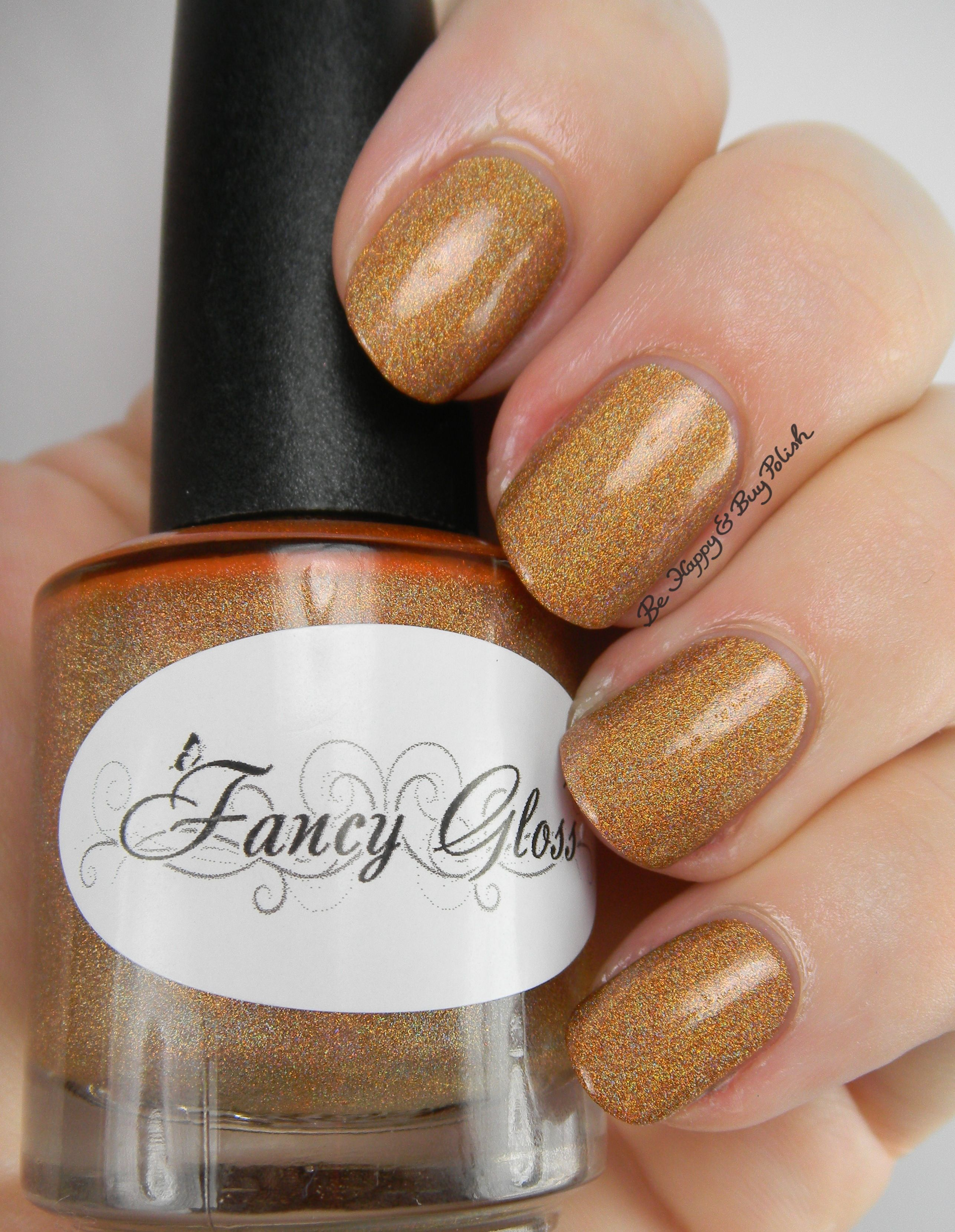 Fancy Gloss Gingerbread Latte | Be Happy And Buy Polish http ...