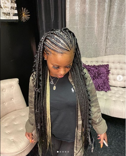 11 Quick Braid Hairstyles With Weave Photo Images In 2020 Weave Hairstyles Braided Black Girl Braided Hairstyles Feed In Braids Hairstyles