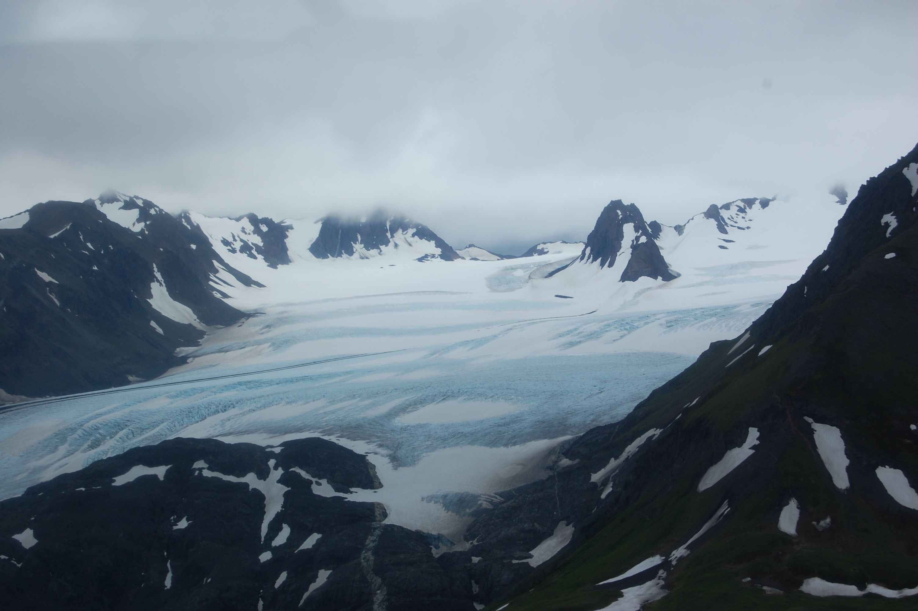 Glacier: Glacier Image by Matthew Verso The post Glacier appeared first on BookCheapTravels.com. #landscape_photos #Glacier