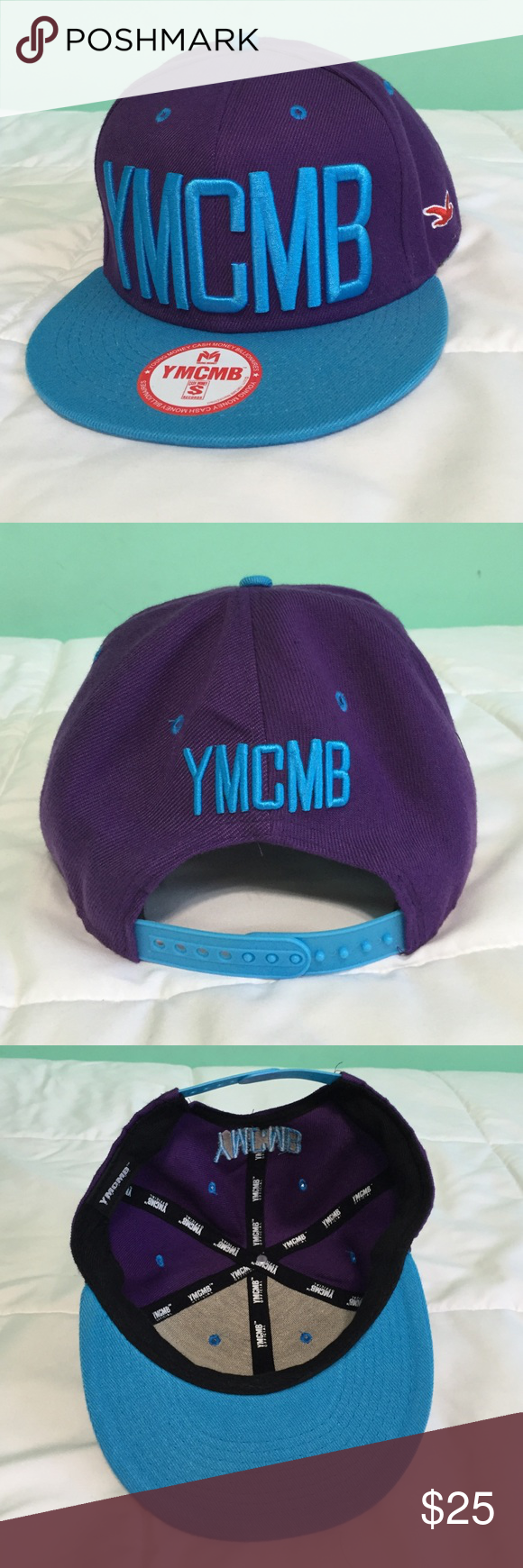 YMCMB snap-back new without tags- perfect condition! never worn. YMCMB Accessories Hats