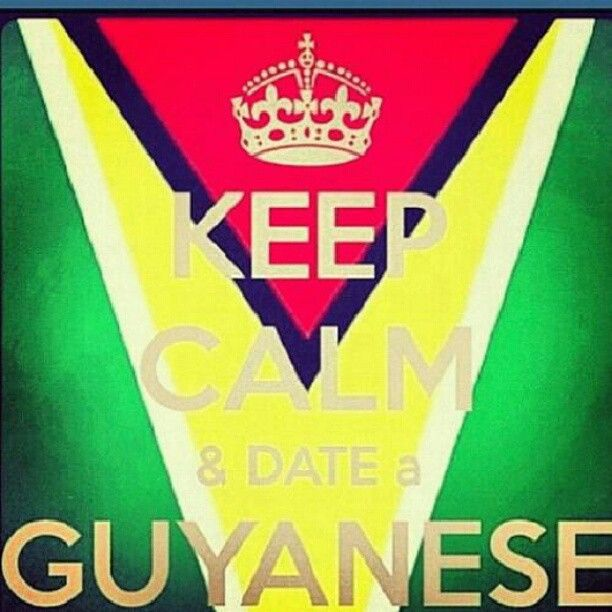 Guyanese american dating