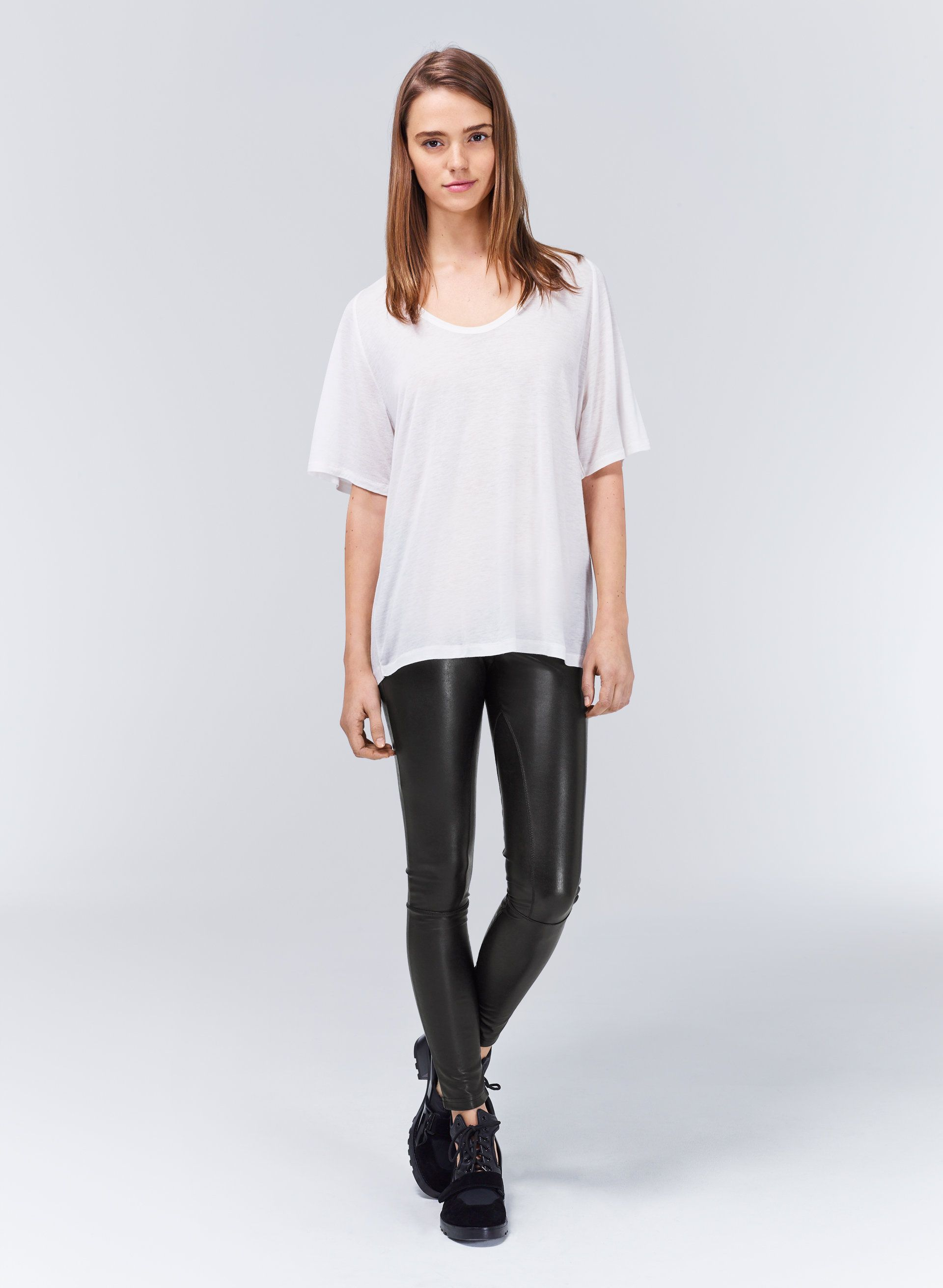 Wilfred Free REBELLE PANT <3  i need new leather trousers