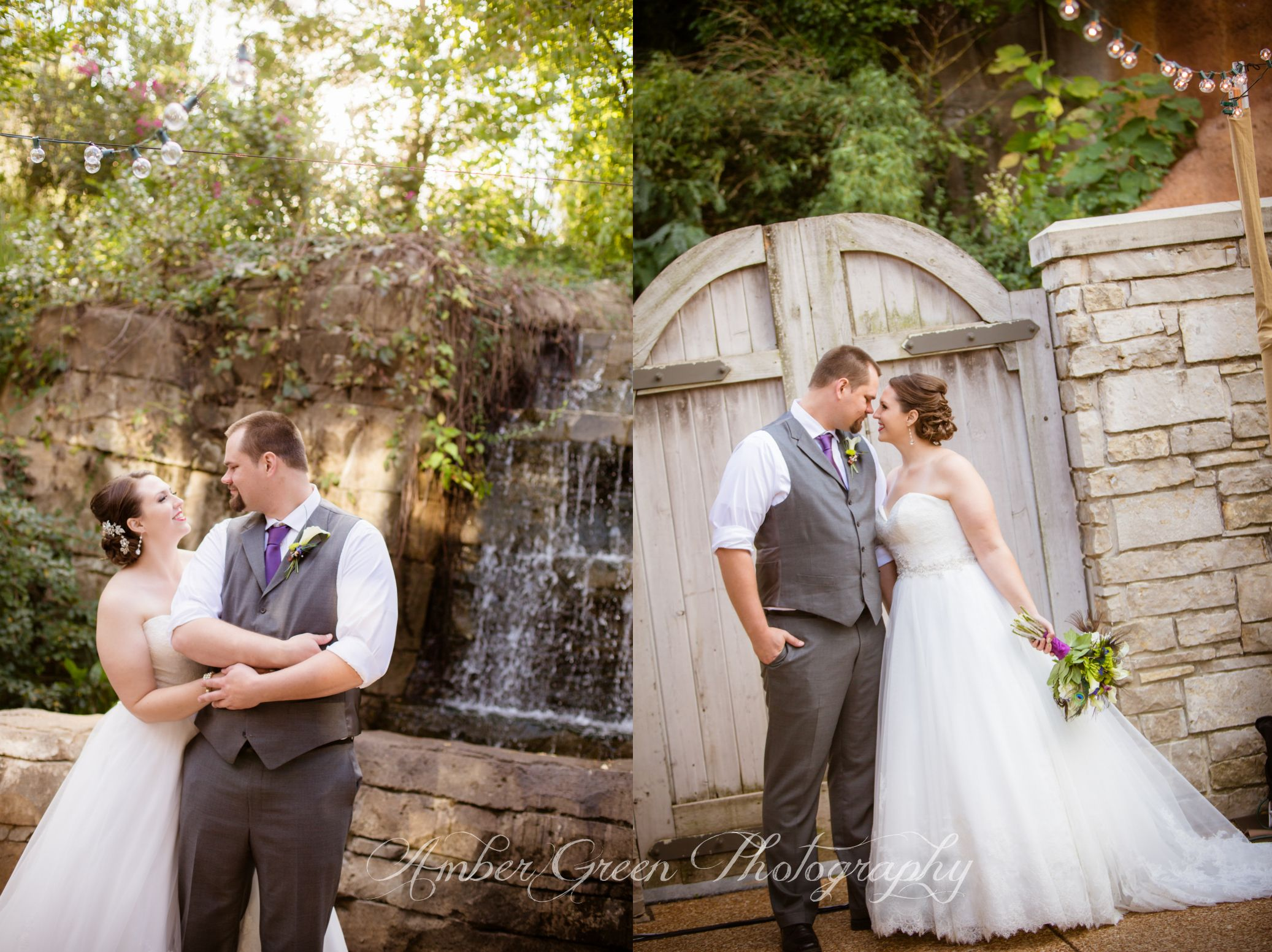 Wedding Photography St Louis St Louis zoo wedding