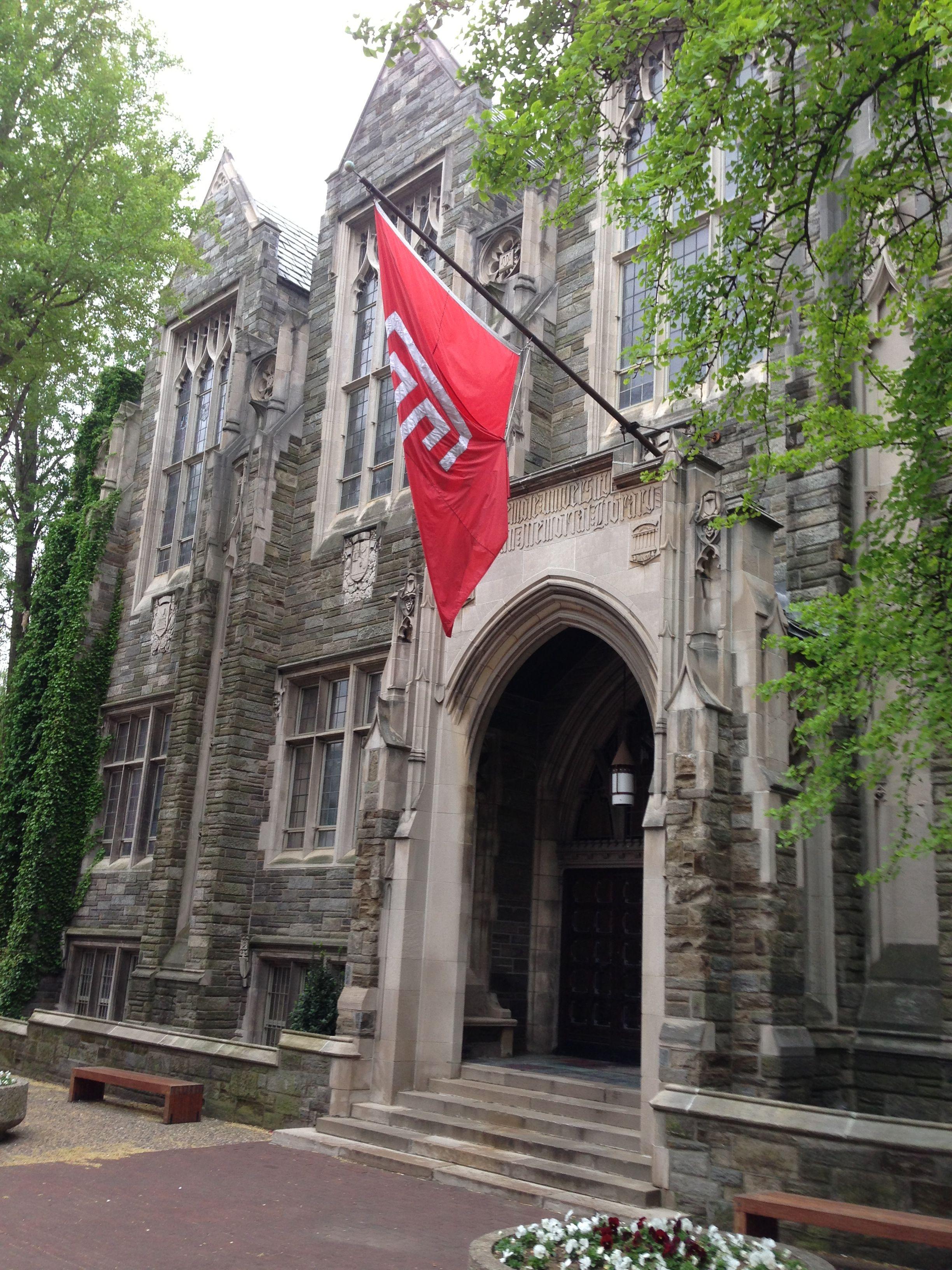 Sullivan Hall Temple University Temple University