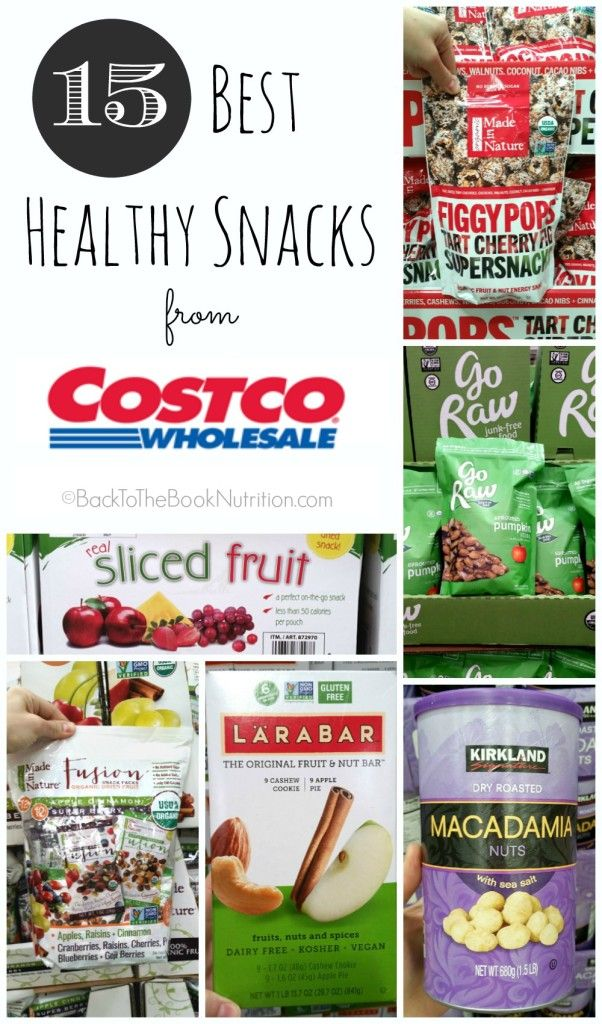 Best Healthy Snacks From Costco With Images Good Healthy