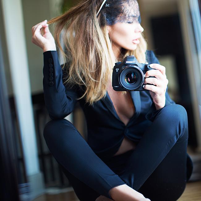 Native Fox / Black! //  #Fashion, #FashionBlog, #FashionBlogger, #Ootd, #OutfitOfTheDay, #Style