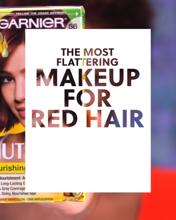 Most Flattering Makeup for Red Hair blinkbeauty redheads