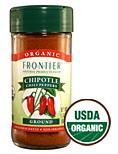 Frontier Organic Ground Chipotle
