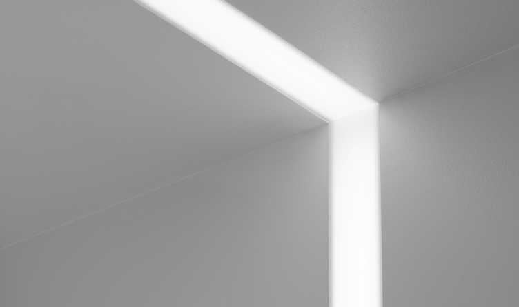 Focal points seem 2 led wall to ceiling corner recessed linear focal points seem 2 led wall to ceiling corner mozeypictures Choice Image