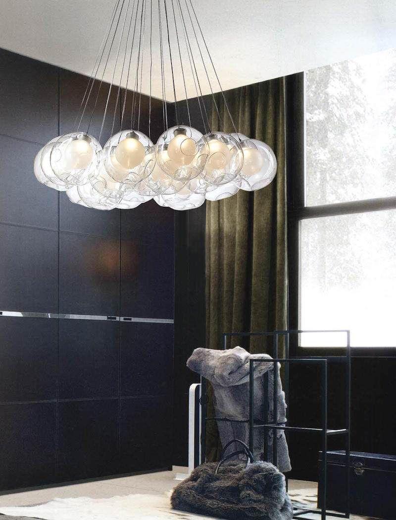 Suspension Salon Design suspension salon moderne en 20 bijoux originaux pour tous les goûts