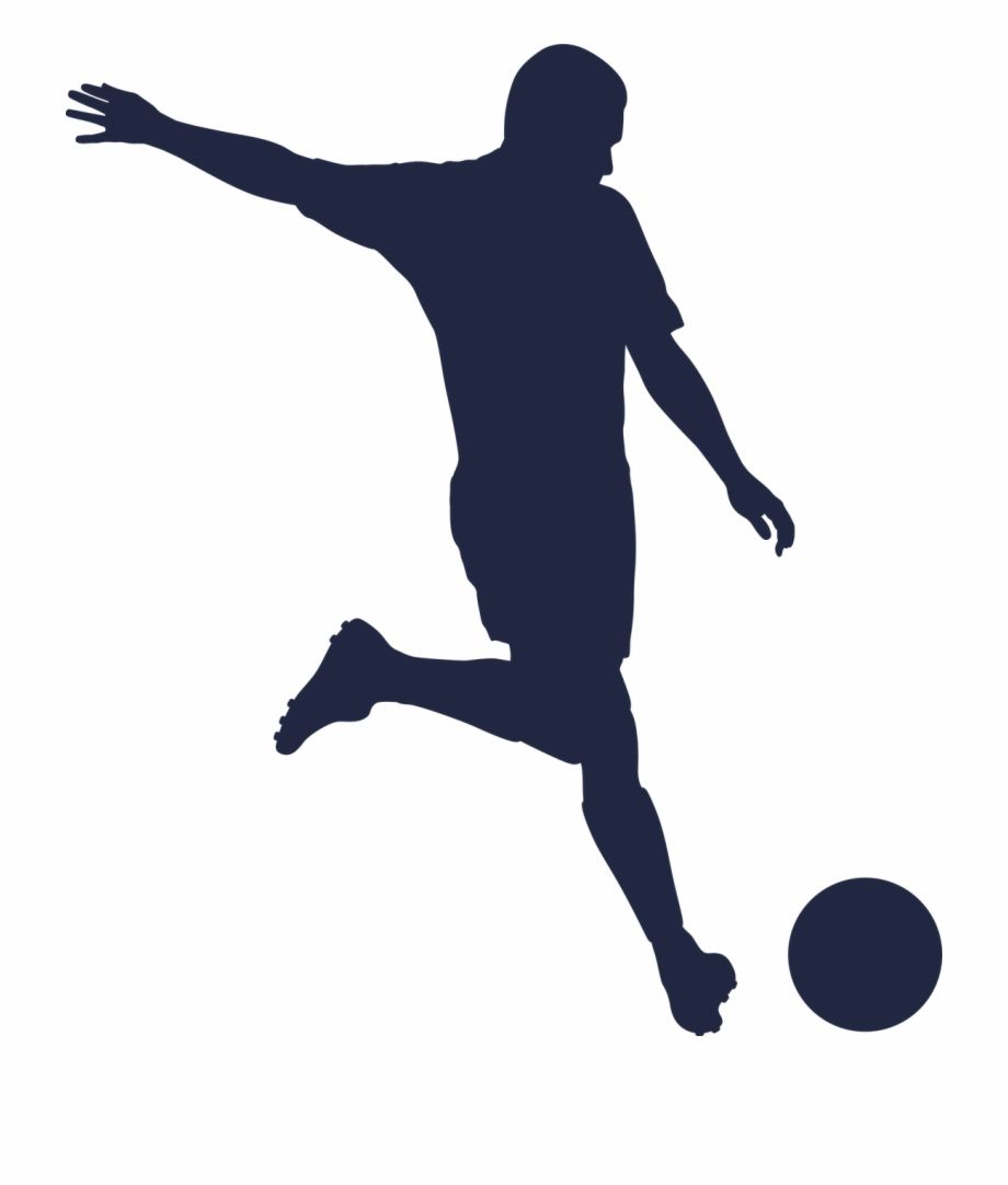 Soccer Silhouette Silhouette Hd Png Download Is A Free Transparent Png Image Search And Find More On Pngsee Soccer Silhouette Us Youth Soccer Soccer Logo