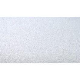 Tissu Eponge Blanc 590g/ml  11€/m