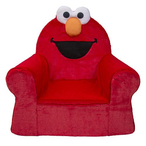 Cool 39 99 Marhsmallow Comfy Chair Sesame Street Elmo Ocoug Best Dining Table And Chair Ideas Images Ocougorg