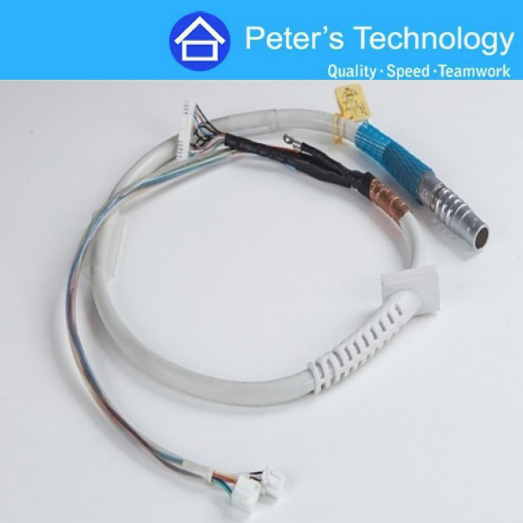 Medical Cable Assembly & Wire Harness Assemblies! #Designed and  #manufactured to meet the stringent requirements of the industry.