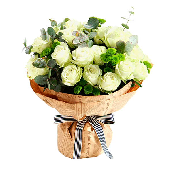Kuala Lumpur free delivery florist Rose bouquet, Flower