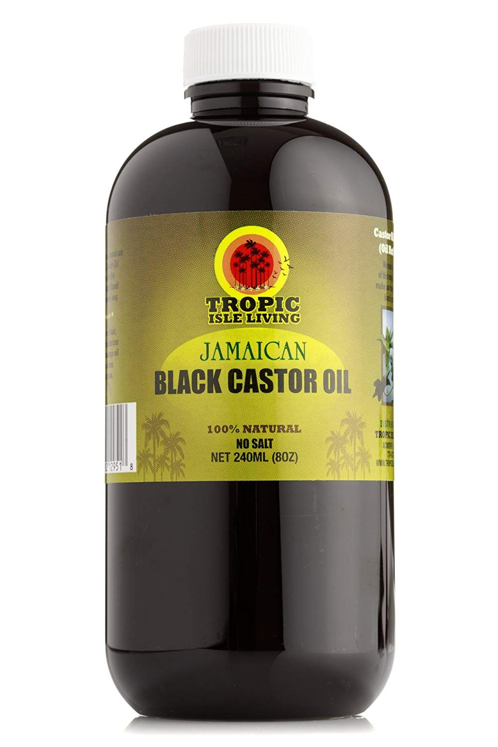 Jamaican black castor oil can regrow and thicken thinningbalding