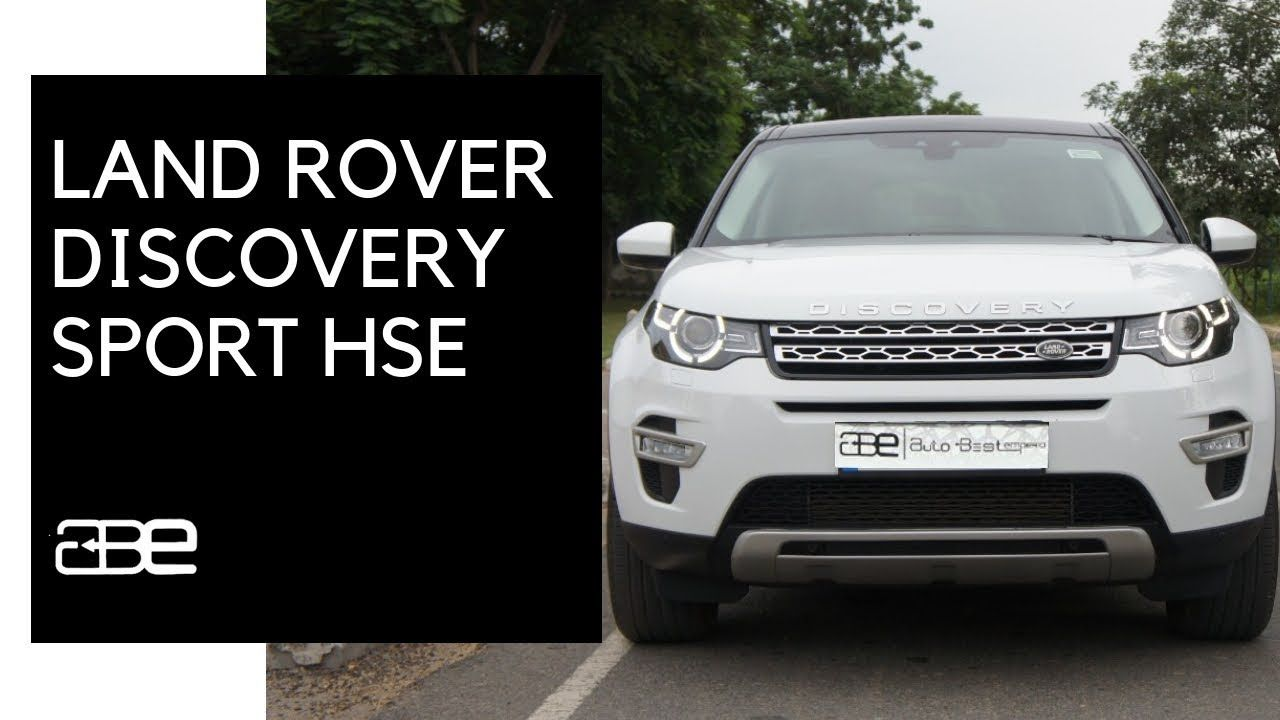 Land Rover Discovery Sport HSE Luxury 2016 Used Car for