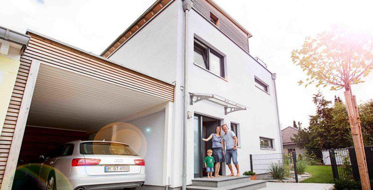 Haus Nolina von FischerHaus - Moderne Stadtvilla für die Münchner