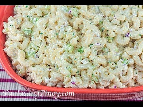 Easy Macaroni Salad Recipe Salads Salad Easy Macaroni Salad