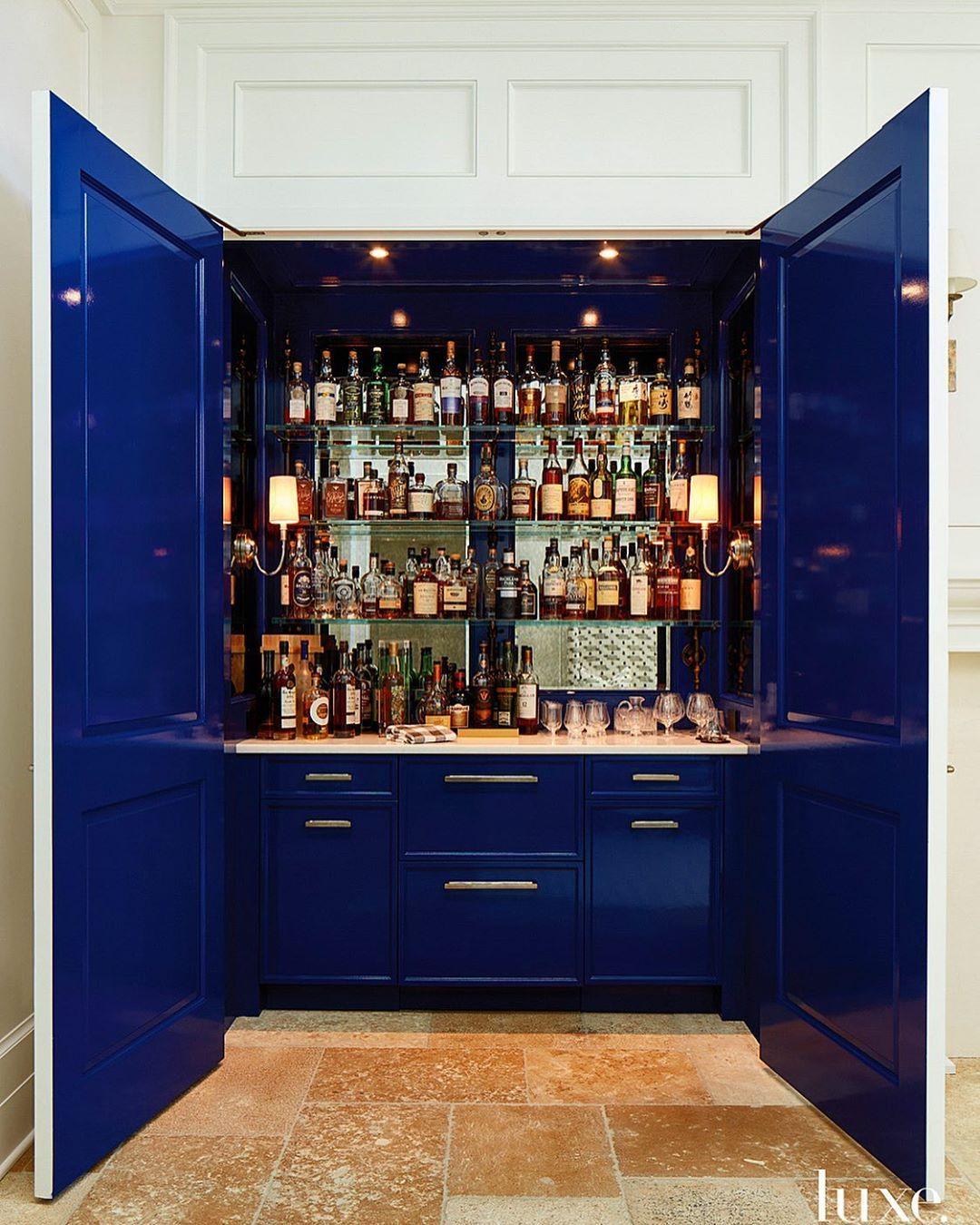 Luxe Interiors Design On Instagram In Home Speakeasy Luxeathome Sandow Photo Nathankirkmanphoto Arch Home Bar Designs Luxe Interiors Bars For Home