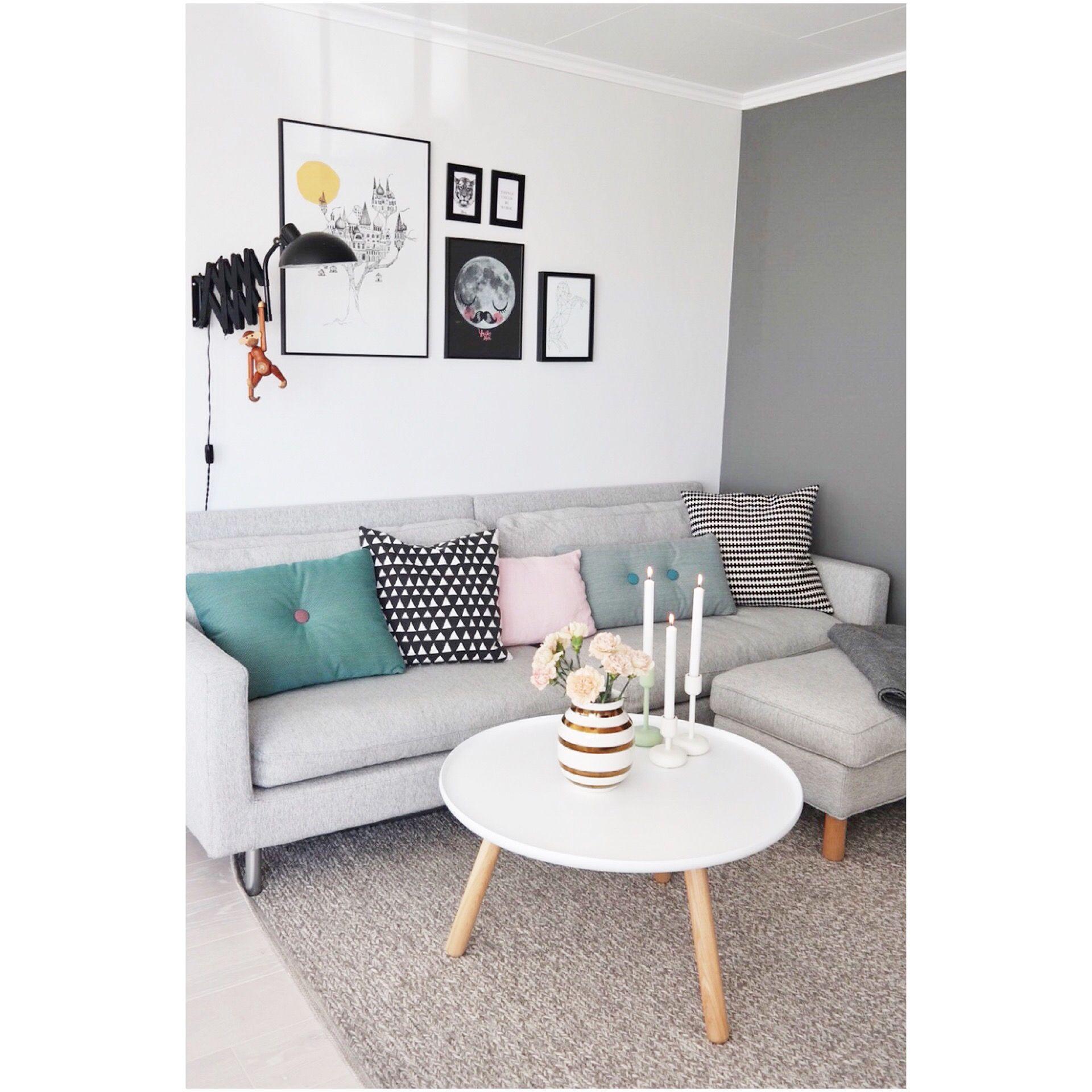 Livingroom on the wall RKDesign Mini empire