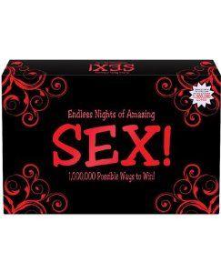 Most popular sex board games