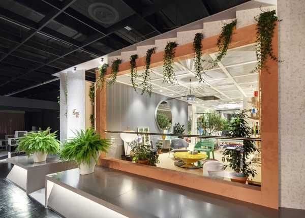 Das Haus Design at Imm Cologne Sustainable Design and Green