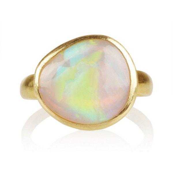 18-karat Gold Tourmaline Ring - M Pippa Small 8lCi4Yim
