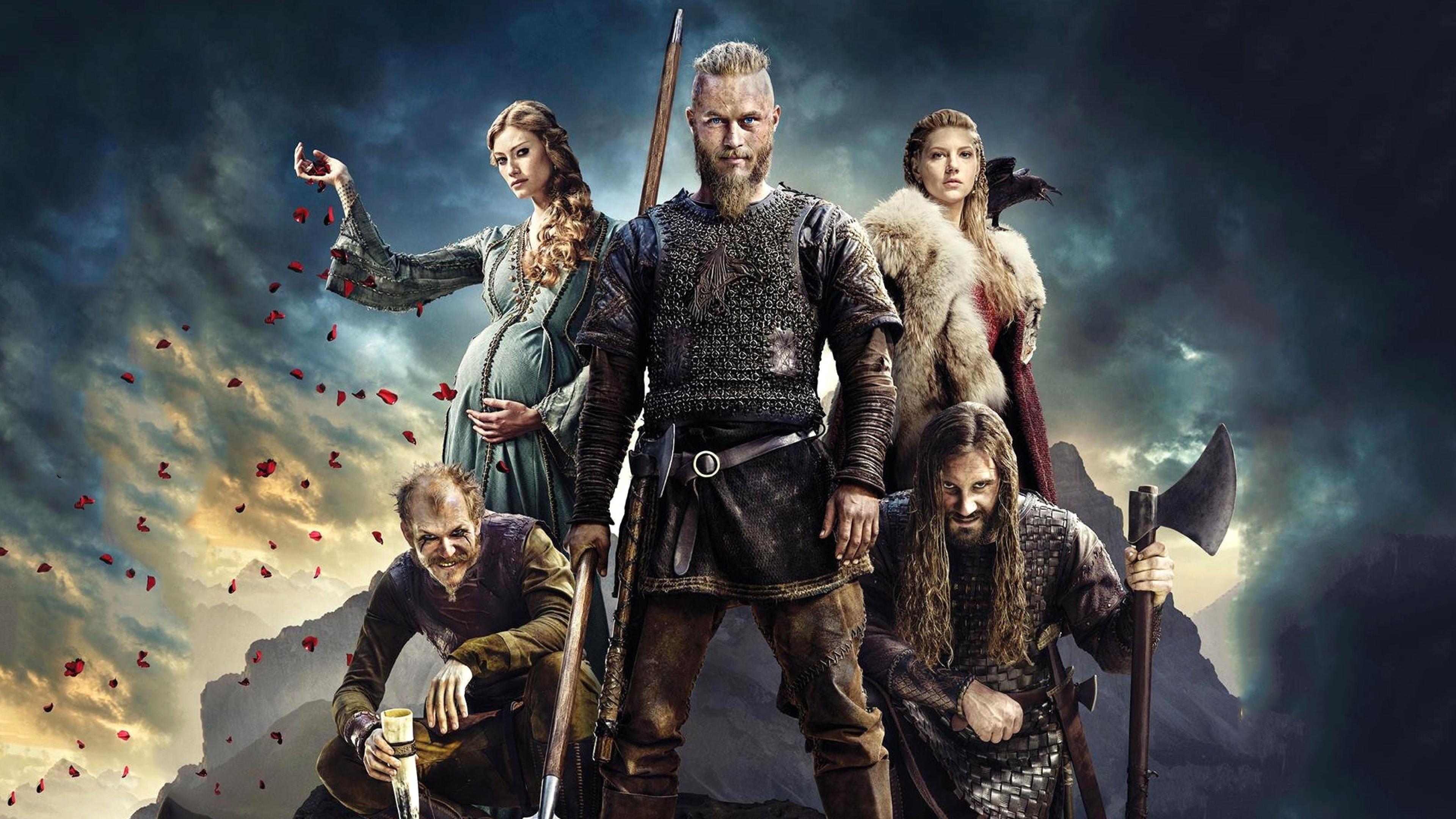 Pin by Pamela Hanna on Movies and Tv Shows | Vikings season