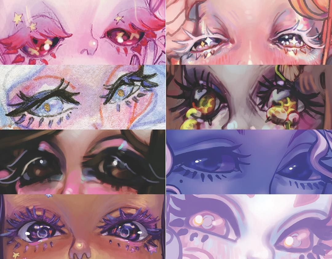 Eyememe Time Because That Is What Growing Up On A Steady Diet Of Shojo Will Do Anime Eyes Drawings Art Reference