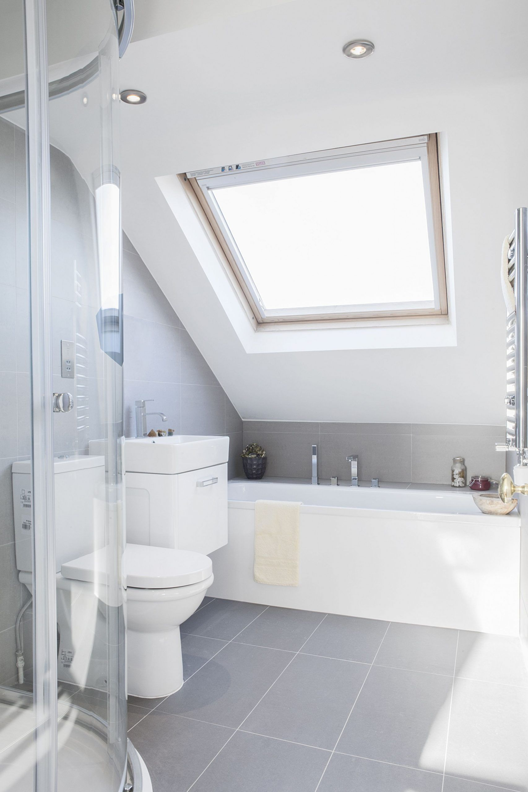 Pin By Wenimenet On Home Ideas Small Attic Bathroom Attic Bedroom Designs Attic Bedroom Small