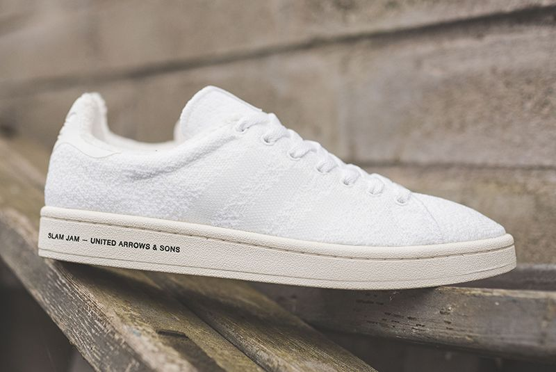 cheap for discount 7ba5b 36281 Slam Jam x United Arrows  Sons x adidas Consortium Sneaker Campus