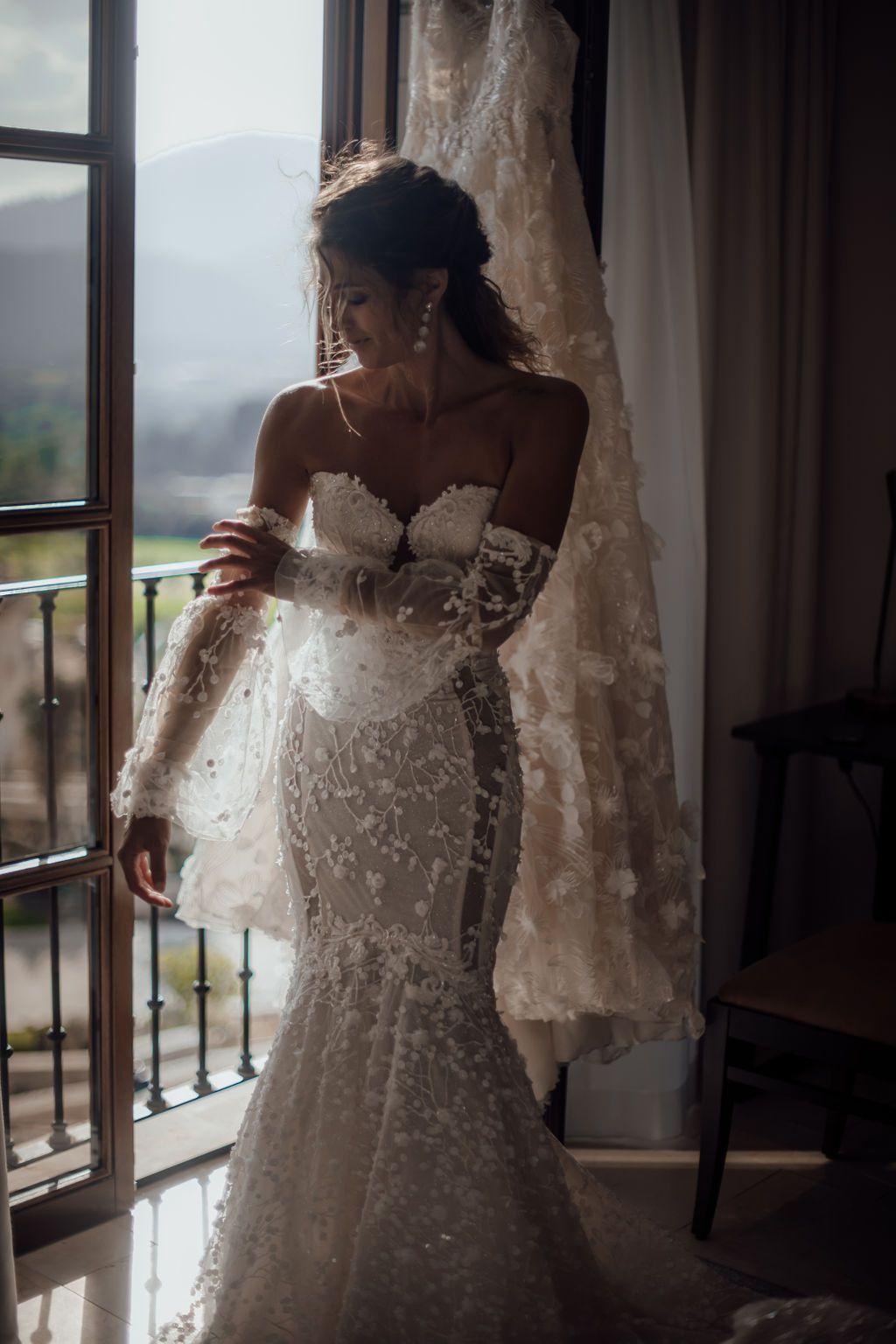 Vestidos novia bohemios mallorca