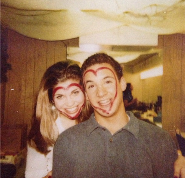 "You need this in your life.  | 19 Photos Of The ""Boy Meets World"" Cast Hanging Out In Real Life"