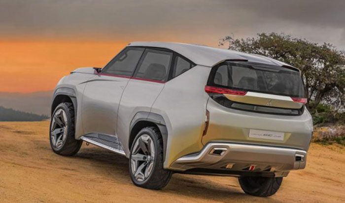 2018 mitsubishi concept. contemporary mitsubishi 2018 mitsubishi pajero new concept release date one of the foremost  famous crossovers all on mitsubishi concept