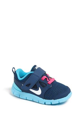 competitive price d0c84 42337 Nike 'Free Run 5.0' Sneaker (Baby, Walker & Toddler ...