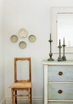 Bedroom Vignette - beach style - bedroom - other metro - Liz Williams Interiors