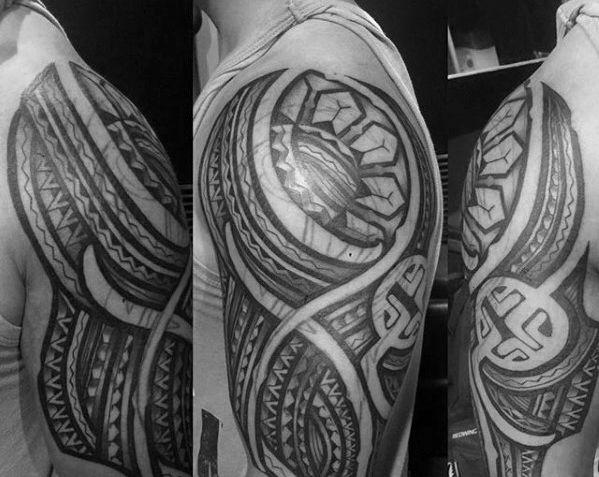 70 Filipino Tribal Tattoo Designs For Men  Sacred Ink