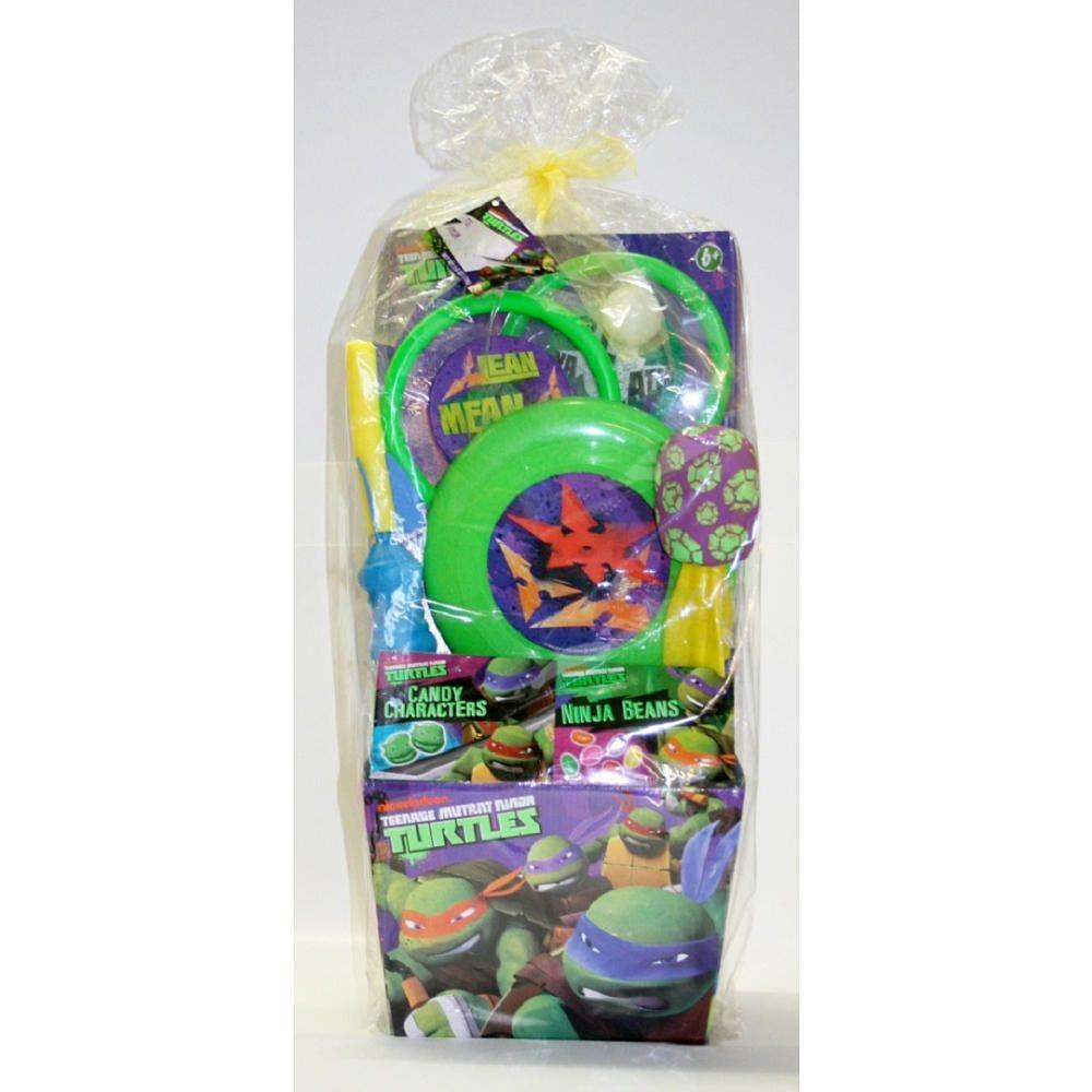 Teenage mutant ninja turtle easter basket frankford candy toys teenage mutant ninja turtle easter basket frankford candy toys r us negle Choice Image