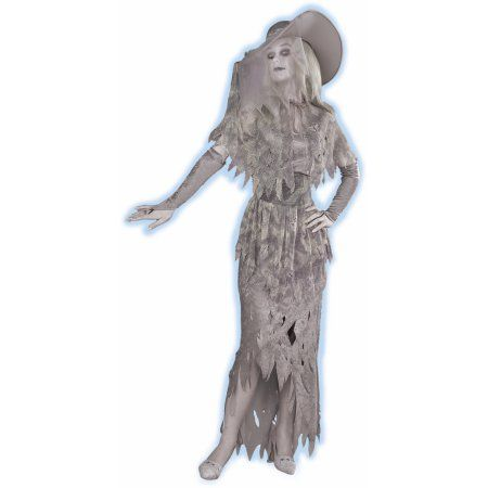Buy Ghostly Gal Plus Size Costume at Walmart Halloween