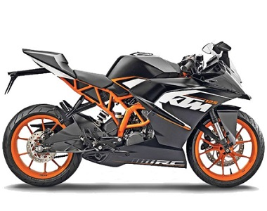 Ktm Rc 125 Dual Channel Abs Edition Ktm Rc Ktm Abs