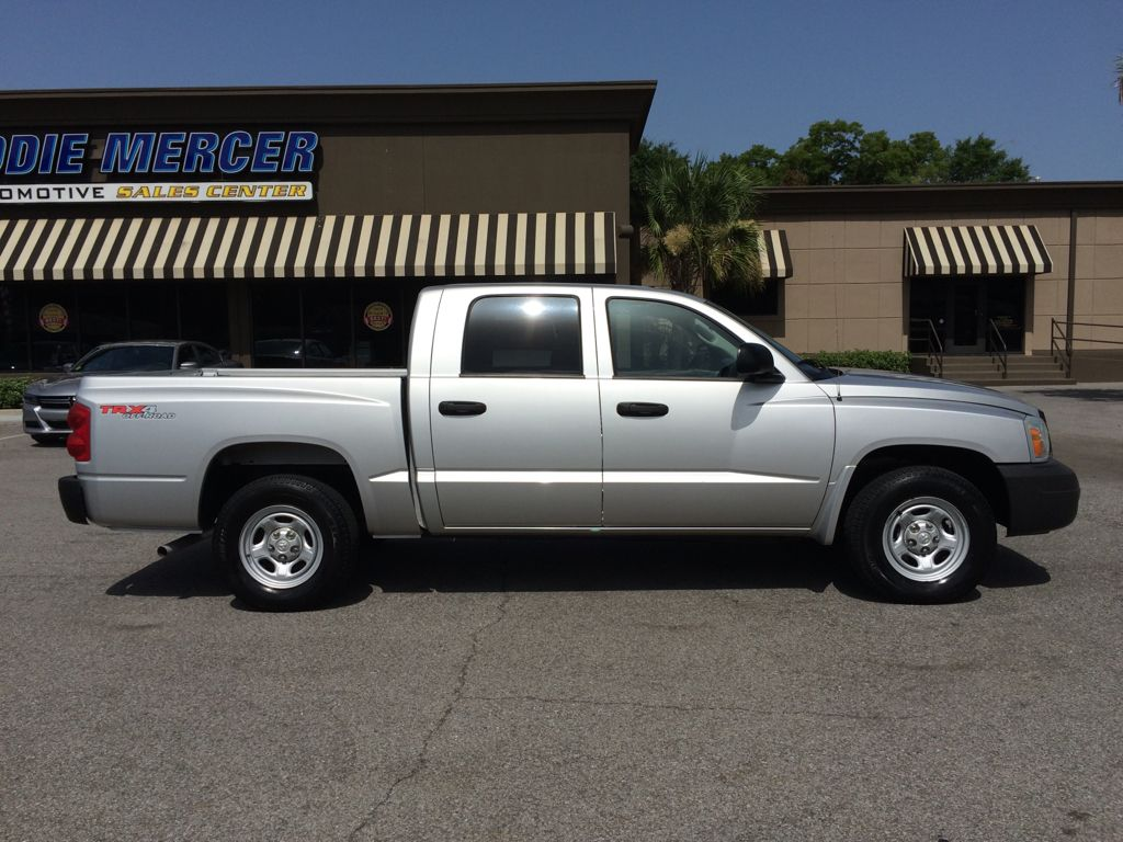 2007 Dodge Dakota ST Truck Quad Cab
