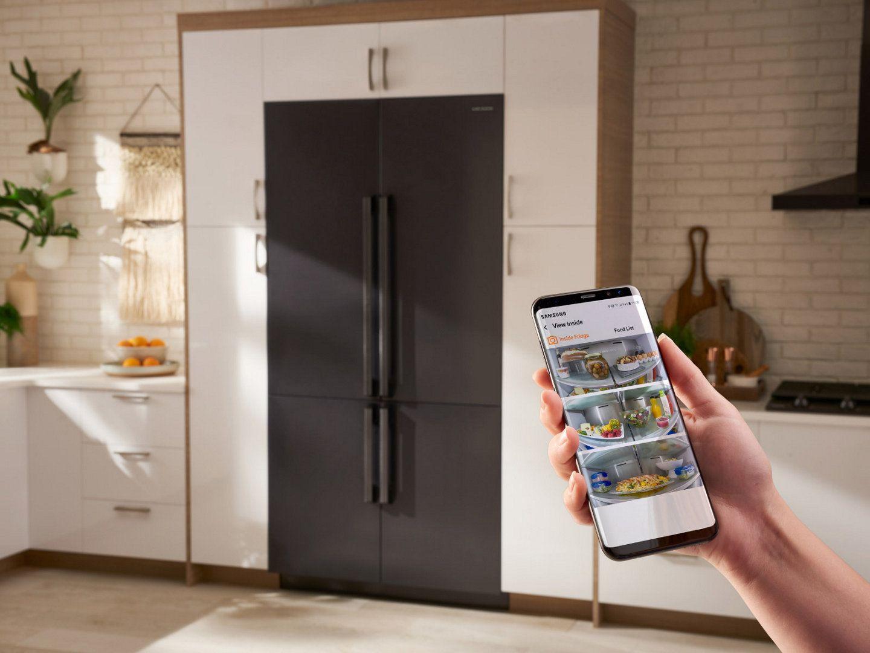 24 Cu Ft Capacity 4 Door French Door Panel Ready 42 Built In Chef Collection Refrigerator Built In Refrigerator Panel Doors French Doors