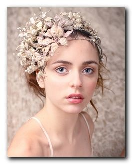 hot headpieces floral headpieceheadpiece weddingbridal
