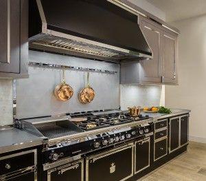Parte di una cucina Gullo «Black Gray»   salone del mobile ...