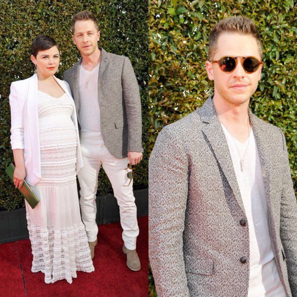 "Warren Alfie Baker on Twitter: ""Styled the handsome @joshdallas for the @johnvarvatos #stuarthouse benefit in LA , looking  in white https://t.co/yKcGzxvr56"""