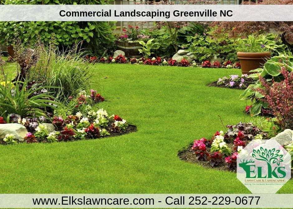 Elks Lawn Care Provides Year Round Maintenance Services For